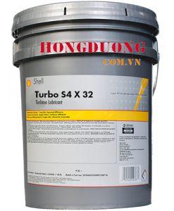 Dầu tuabin Shell Turbo S4 X 32