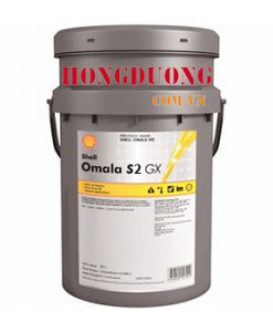 Dầu bánh răng Shell Omala S2 GX 100