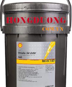Dầu bánh răng Shell Omala S4 GXV 460