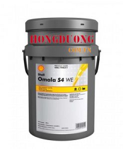 Dầu bánh răng Shell Omala S4 WE 320
