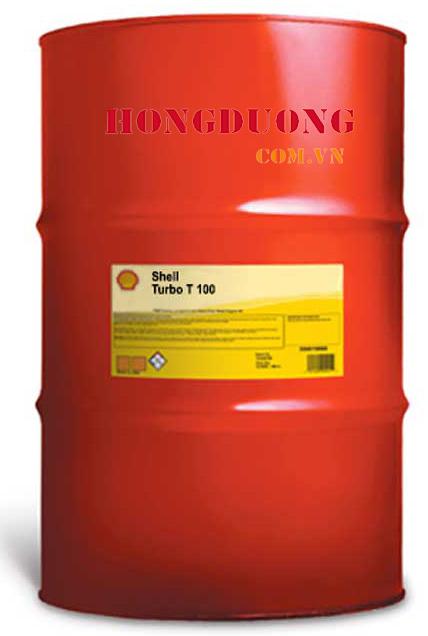 Tổng quan về sản phẩm dầu tuabin shell Turbo Oil T 100
