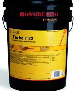 Dầu tuabin Shell Turbo Oil T 32